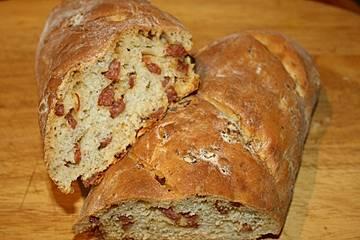Chorizo-Brot