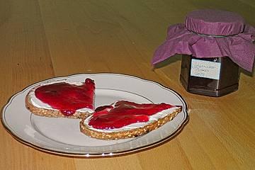 Johannisbeer - Rotwein - Gelee