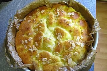 Apfel - Schlupfkuchen