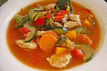 Sandras Wunder - Suppe