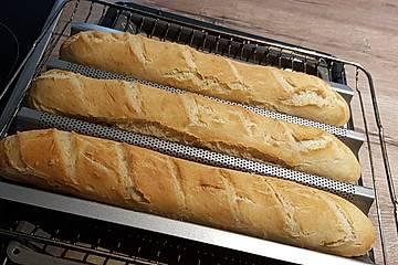 Baguette - Teig aus dem BBA