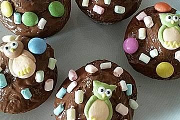 Geburtstags - Muffins