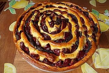 Zwetschgen - Mohn - Kuchen