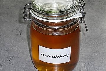 Josefs Löwenzahn - Honig