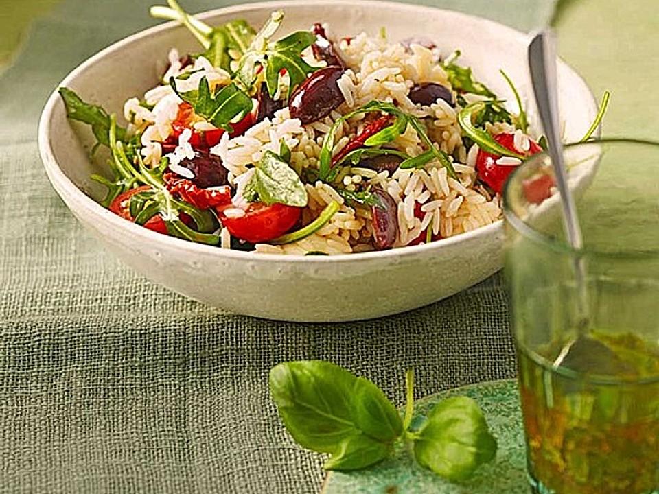 Italienischer Reissalat von Jeremy | Chefkoch