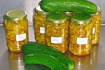 Curry - Gurken