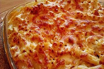Maccaroni and Cheese