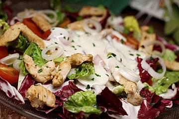 Salatdressing light