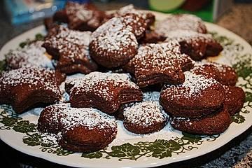 Englische Schoko - Kekse