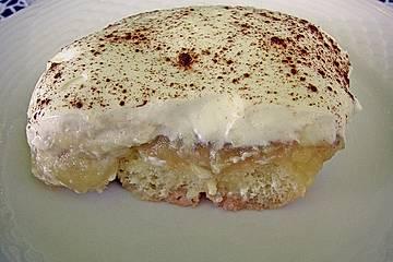 Apfelmus - Tiramisu