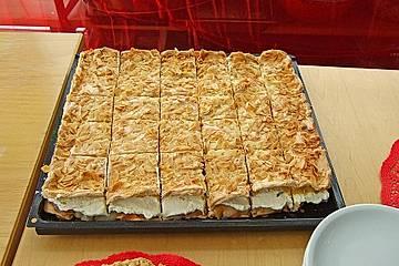 Mandel - Baiser - Torte