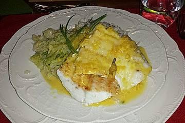 Fischsauce Noilly Prat