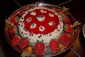 Grillage  - Torte