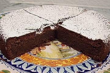 Dänischer Schokoladenkuchen