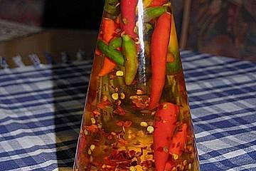Chili - Öl
