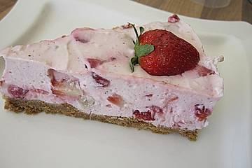 Erdbeer - Kühlschrank - Torte