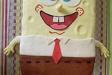 Spongebob - Torte