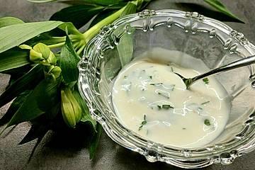 Joghurtdressing Ratzfatz