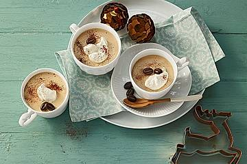 Cappuccino-Mousse mit Mascarpone