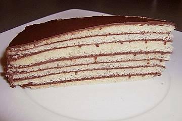 Prinzregenten - Torte