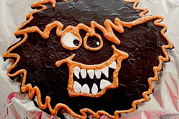 Stracciatellakuchen vom Blech