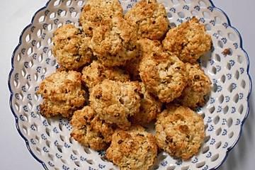 Hafer - Kokos - Kekse