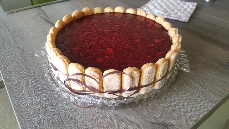 Himbeer Mascarpone Torte Rezepte Chefkoch De