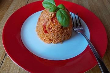 Tomaten - Couscous