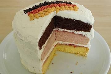 Deutschland - Torte