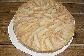 Birnen - Kuchen