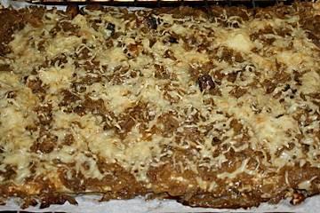 Dianas Sauerkrautkuchen