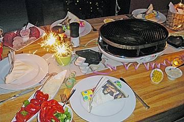 Raclettezusammenstellung Spezial