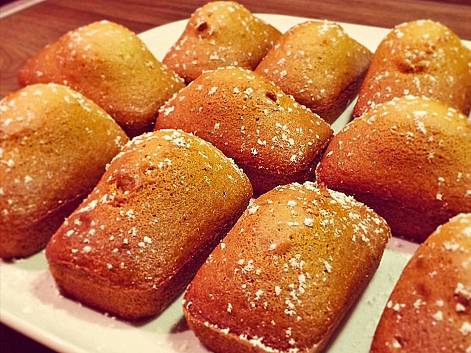 Schneller Honigkuchen