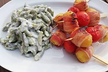 Collis Bohnensalat