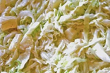 Indischer Krautsalat