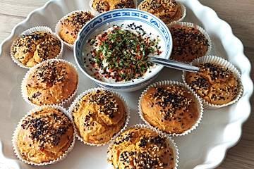 Falafel - Muffins