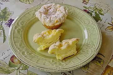 Käse - Streusel - Muffins