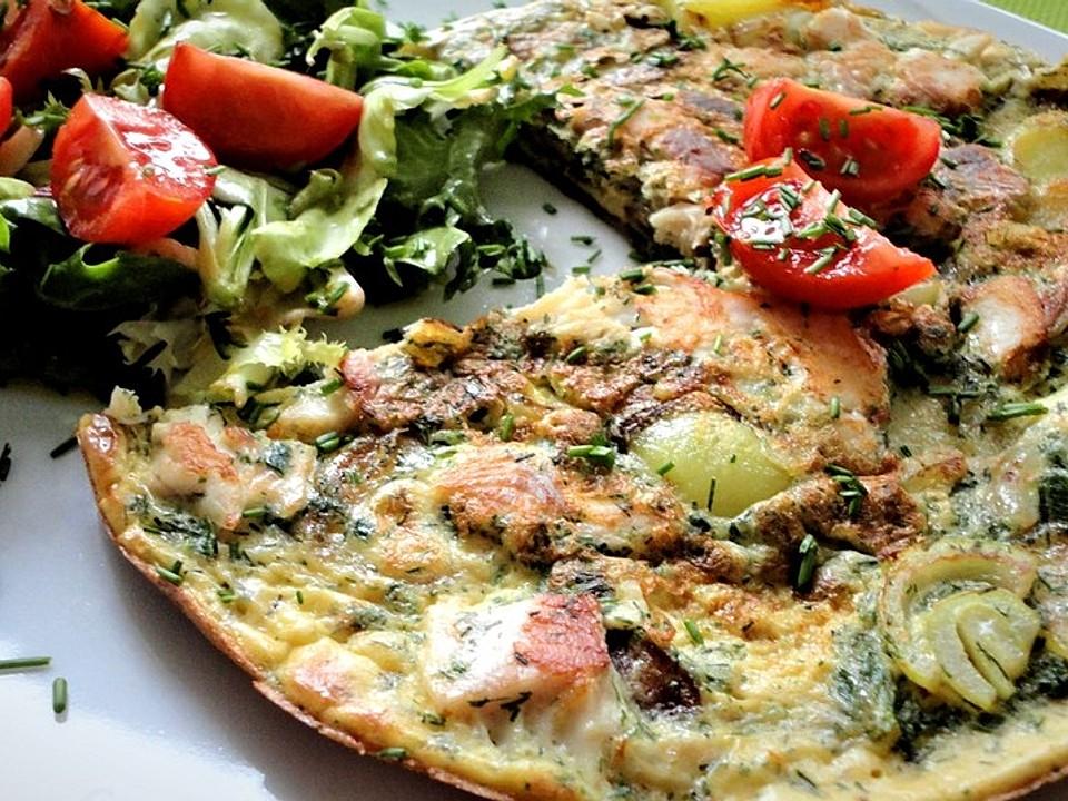 Kartoffel-Omelette-mit-ger-ucherter-Forelle