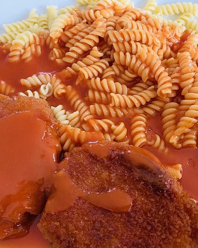 Tomatensoße wie aus der DDR Schulküche