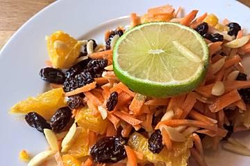 Persischer Karottensalat