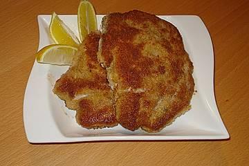 Ananas - Schnitzel