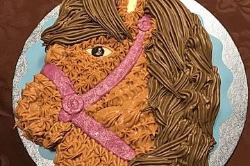 Pferdekuchen á la Belana für den Kindergeburtstag