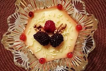 Vanille - Quark - Pudding