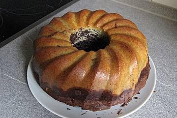 Schlankeits - Marmor - Kuchen
