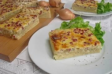 Katis Zwiebelkuchen vom Blech
