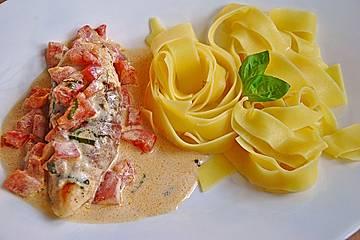 Italienisches Hähnchenbrustfilet
