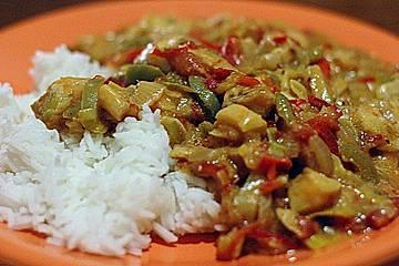 Fisch - Gemüse - Topf
