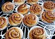Nussschnecken-Muffins