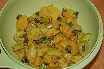 Schneller Kartoffelsalat