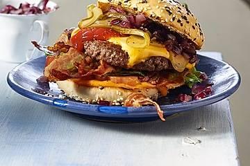 Hamburger de luxe